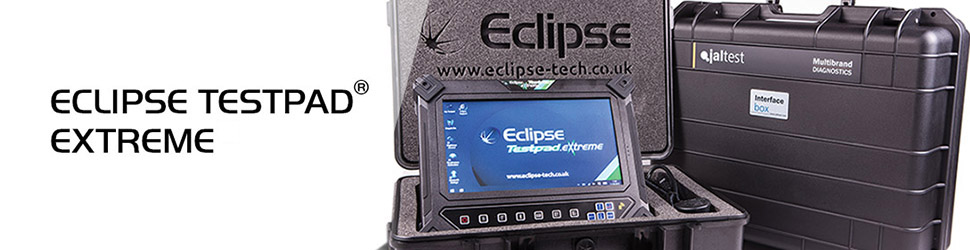 Eclipse Tech products truck banner 6