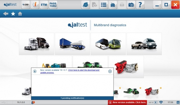 Jaltest 16 1 available to download now - Eclipse Automotive